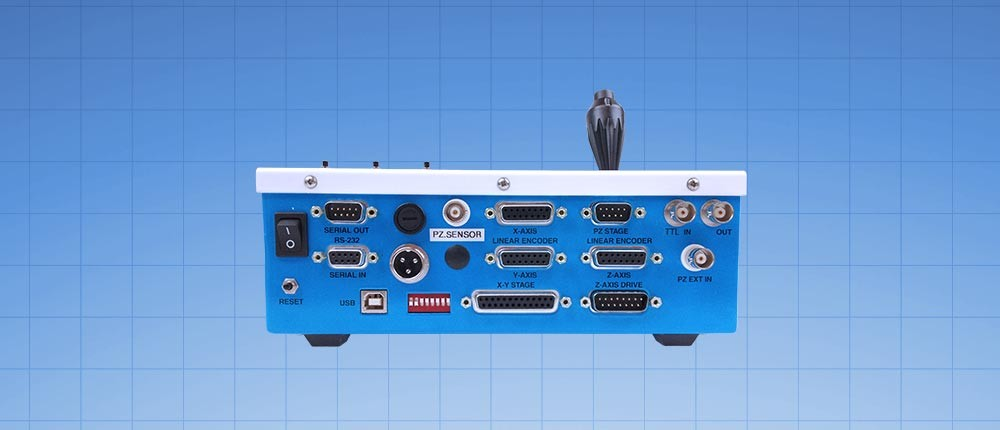 MS-2000-WK Multi-Axis Stage Controller | ASI